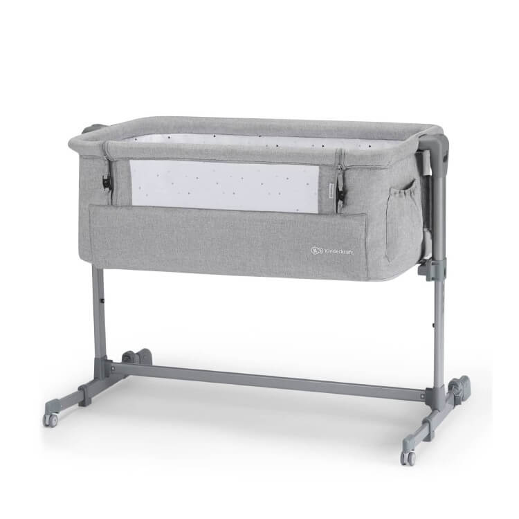 KINDERKRAFT KOLEVKA NESTE UP GREY LIGHT MELANGE